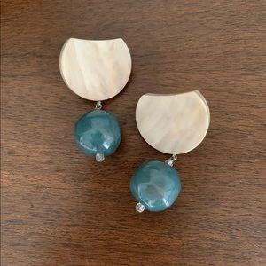 Rachel Comey geometric earrings